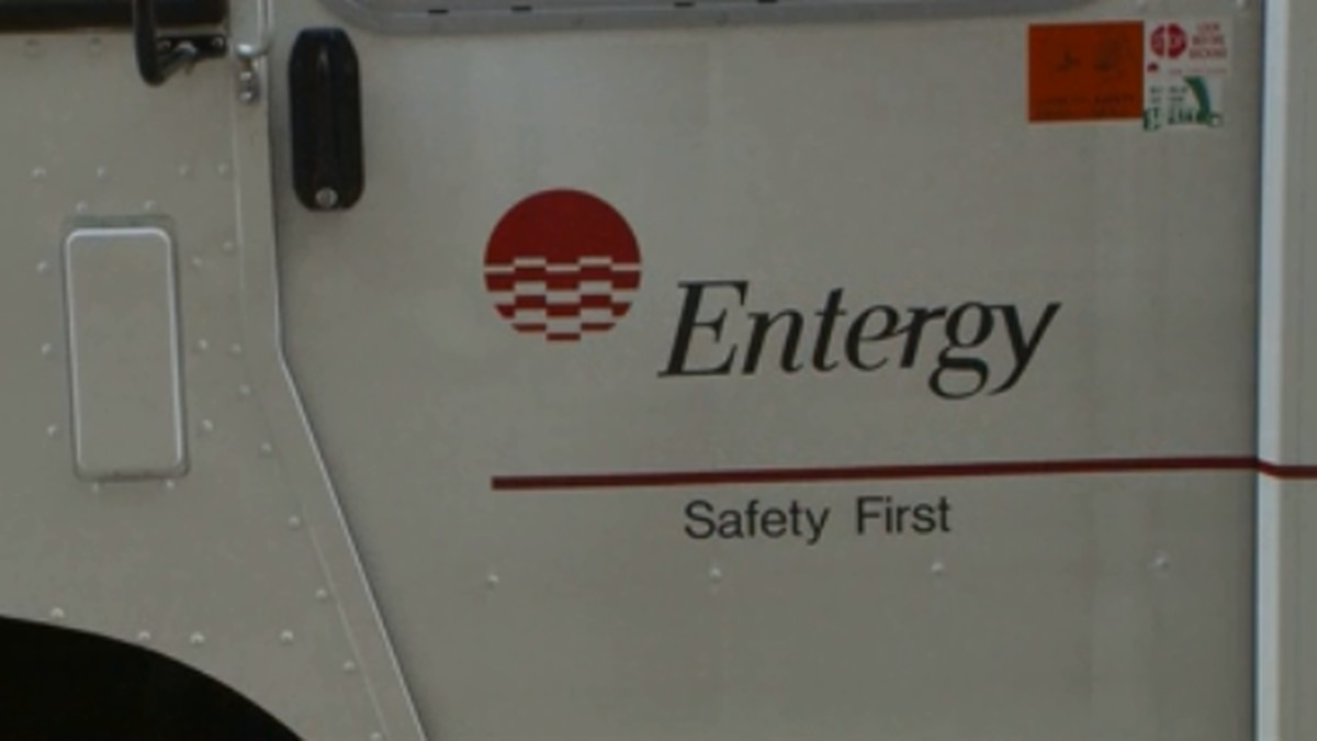 Entergy Customers to receive refund credits on bills for next three months