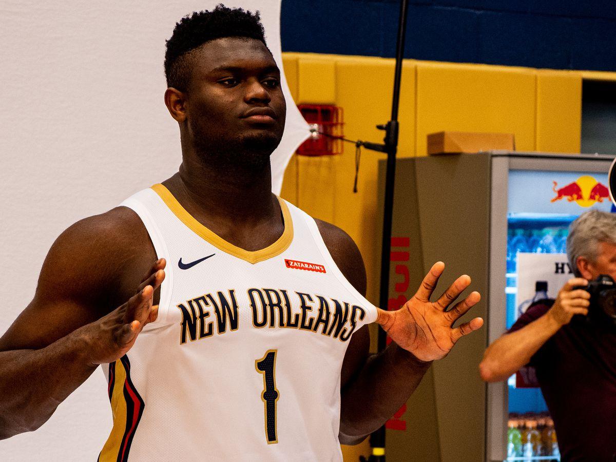 Pelicans rookie Zion Williamson named Next Gen NBA 2K21 cover athlete