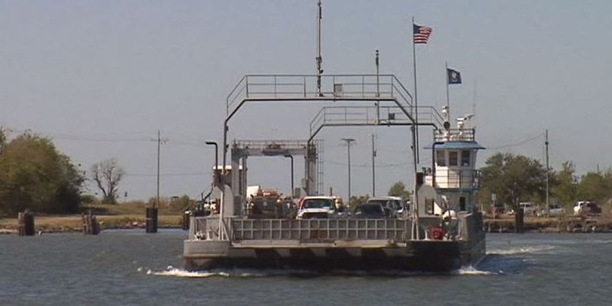TRAFFIC: Cameron Ferry back in service
