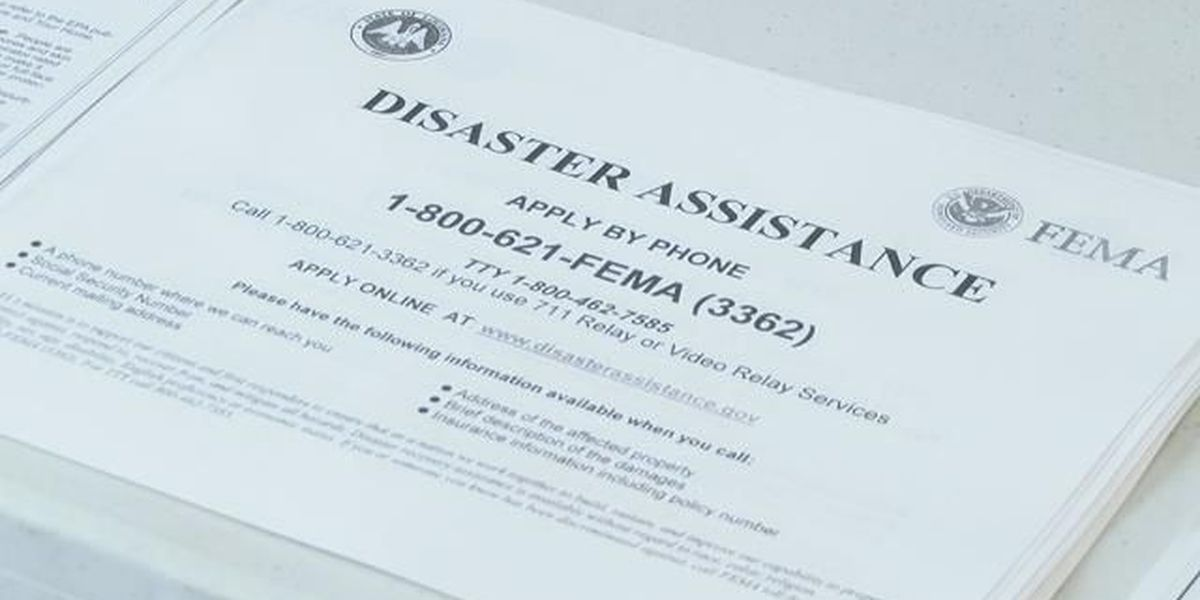 FEMA deadline to register for Laura ends at midnight