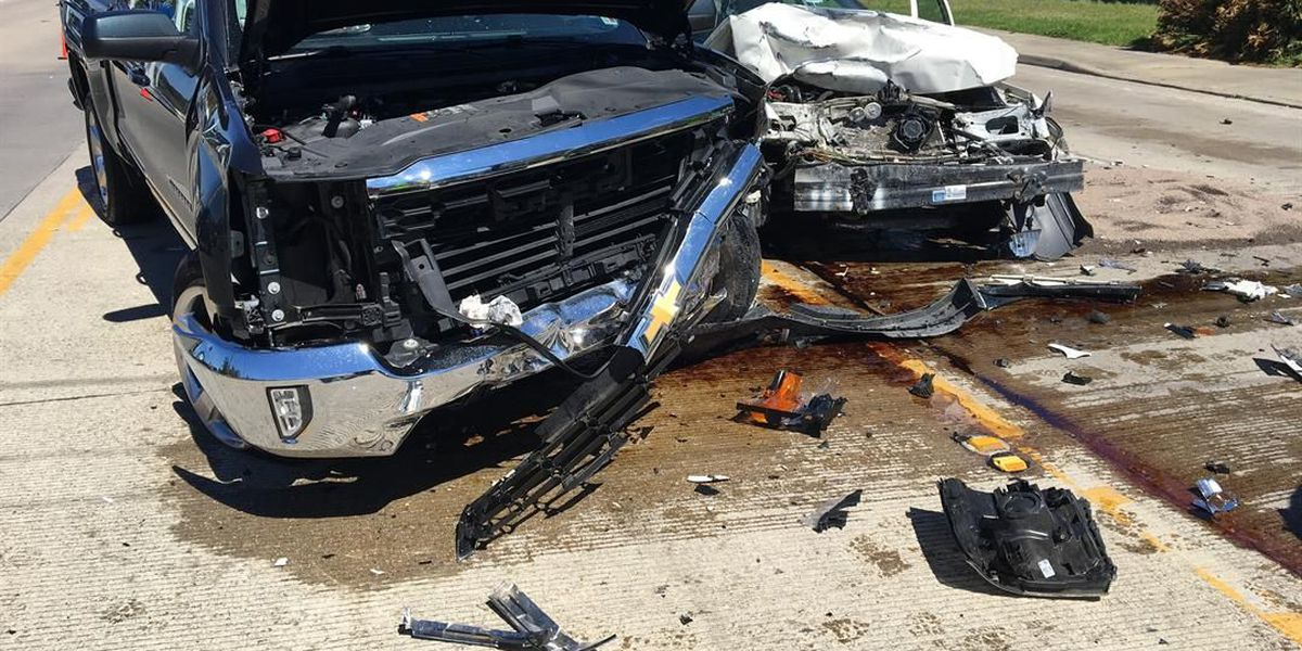 Couple suing after crash with LCPD officer