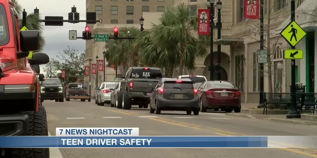 Louisiana's Teen Driver Safety Week