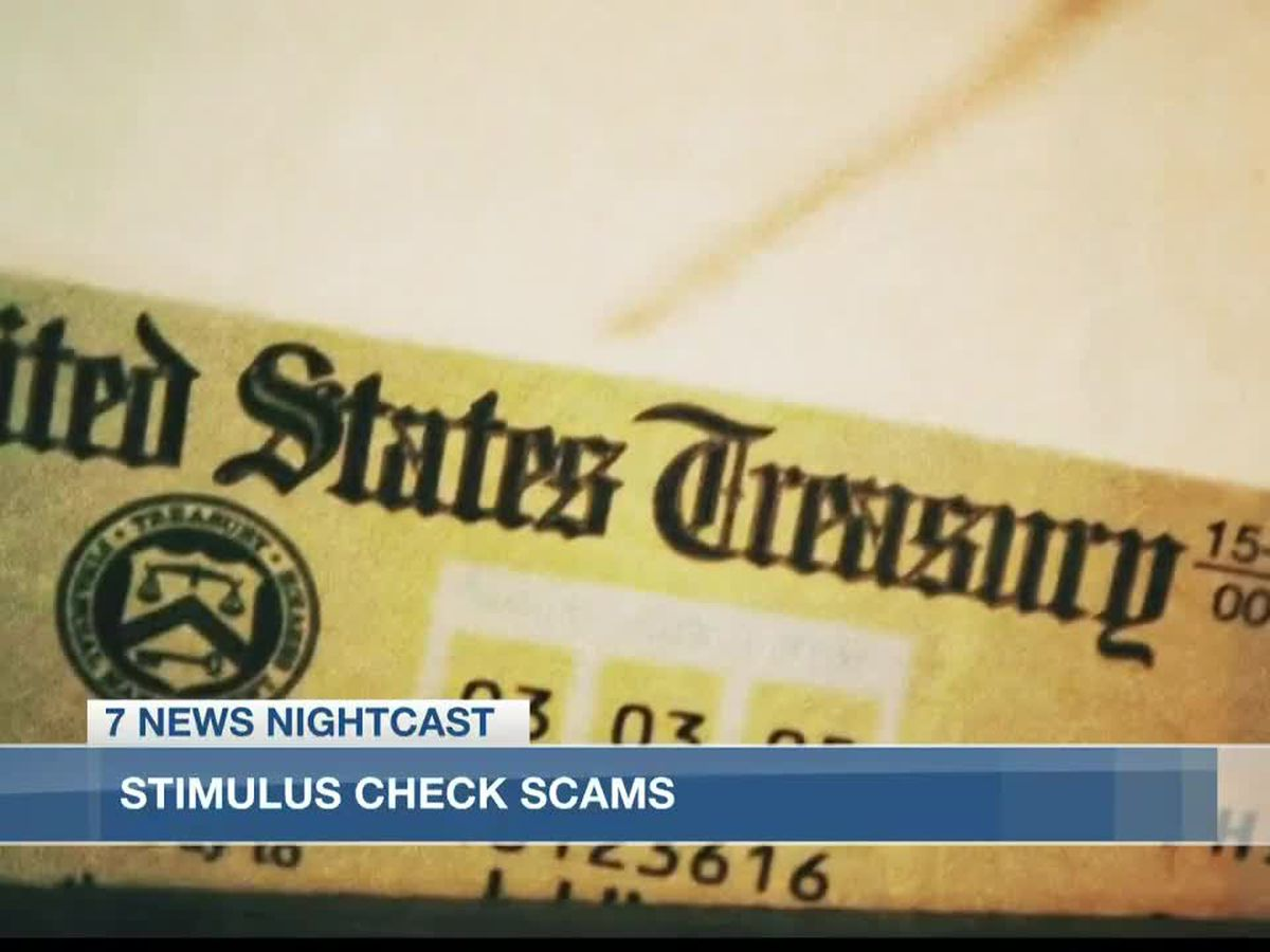 Scammers target second round of stimulus checks