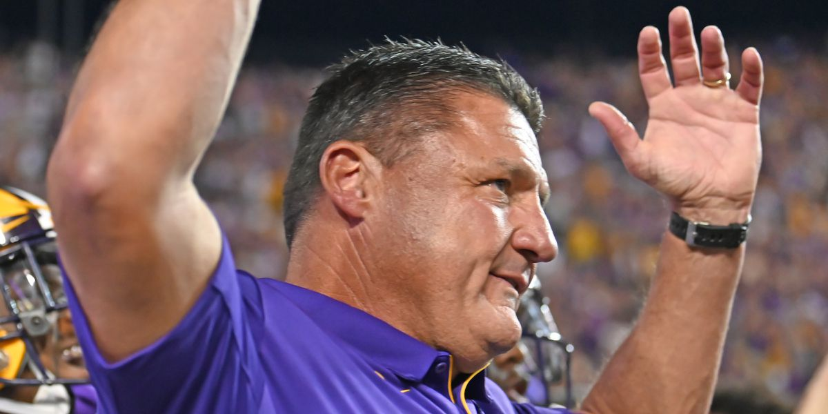 Coach O named SEC Coach of the Year