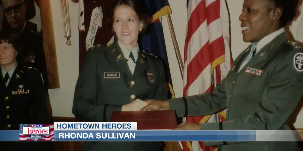 Hometown Hero - Rhonda Sullivan