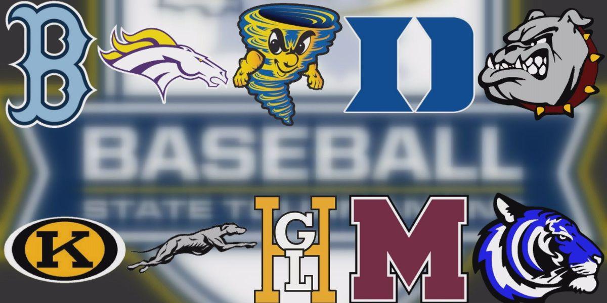 Southwest Louisiana sends 10 to LHSAA Baseball State Tournament in Sulphur