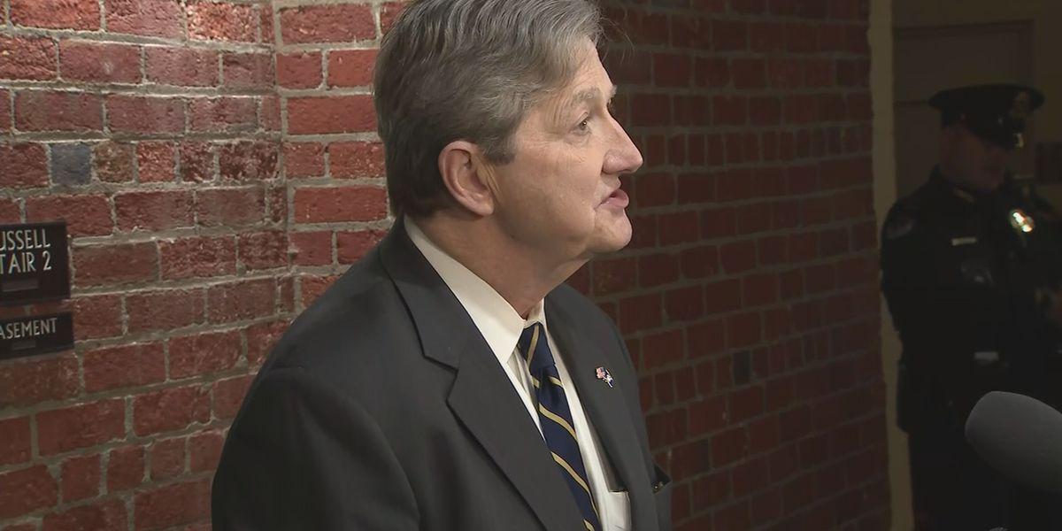 Louisiana delegation on Senate impeachment trial