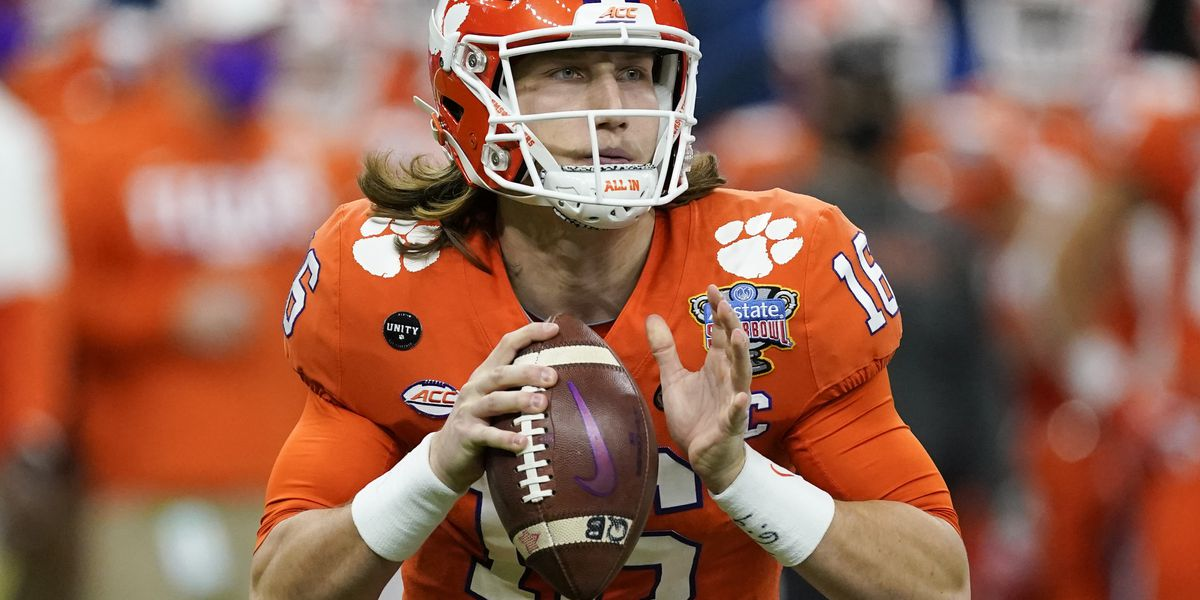 NFL draft: No suspense as 3 QBs dominate early picks