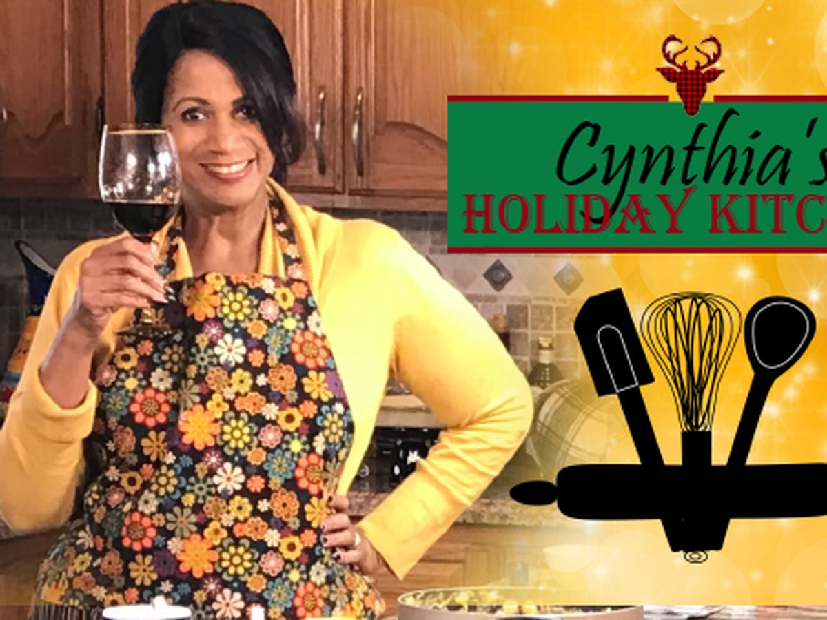 Cynthia's Holiday Kitchen: Crawfish Pie