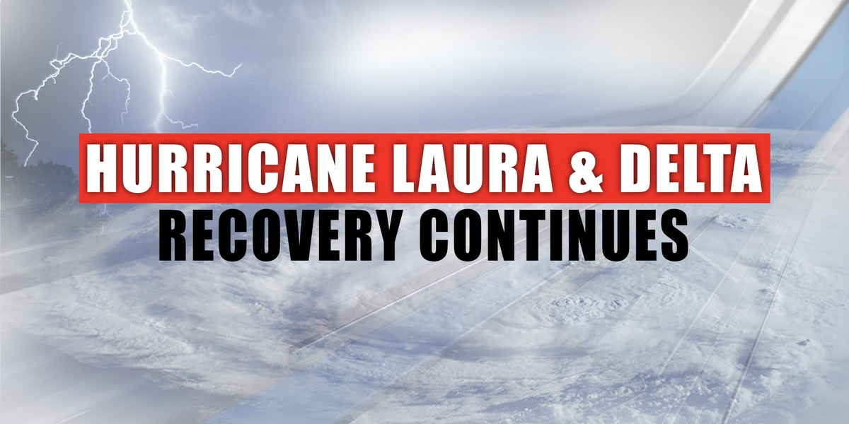 HURRICANE RECOVERY: What you need to know Tuesday, November 17 - Sunday, November 22