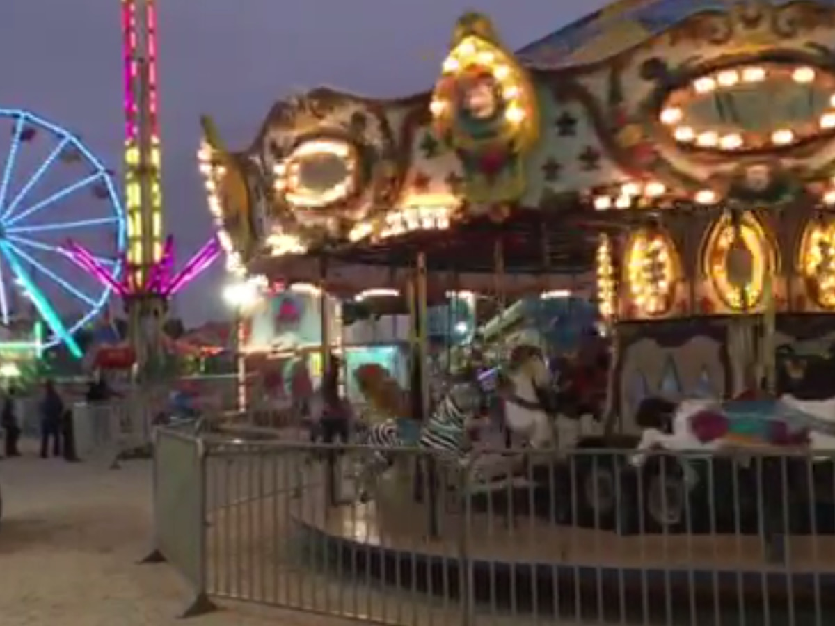 State fire officials: 12 of 16 rides at Cal-Cam Fair 'not set up appropriately, contained safety issues'