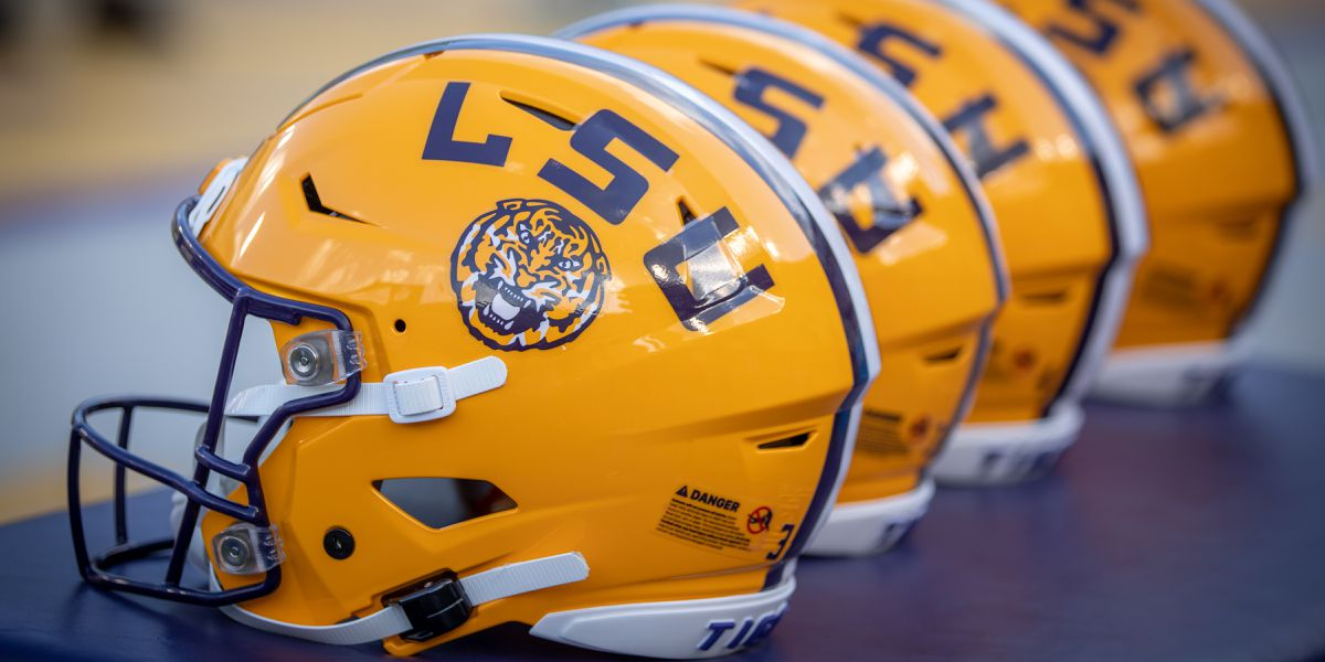 LSU adds 20 players on National Signing Day