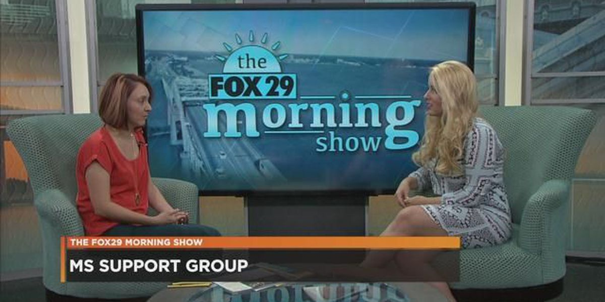 VIDEO: Multiple sclerosis support group