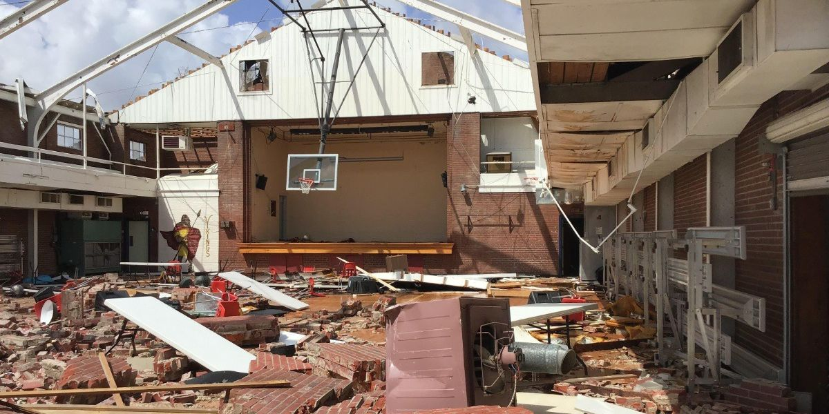 GoFundMe campaign aims to raise money to help rebuild historic Sacred Heart Catholic Gym
