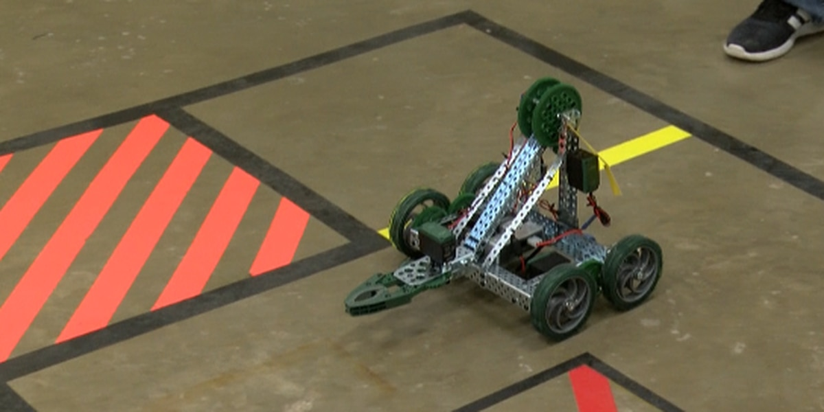Calcasieu schools receive grant to start robotics programs