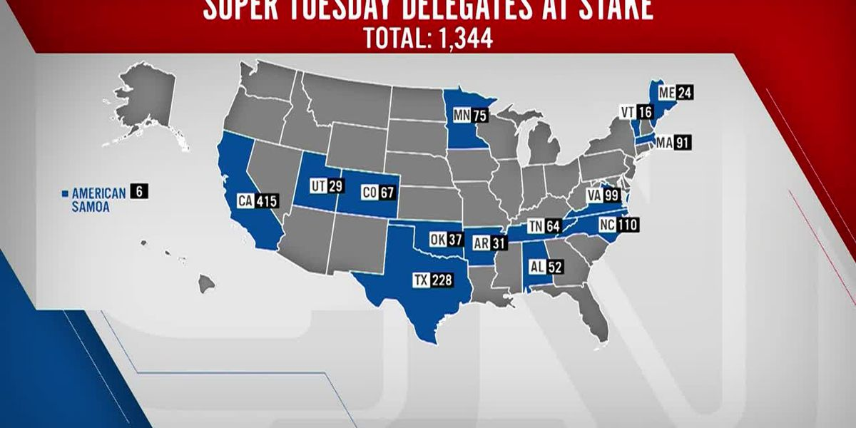 NBC COVERAGE: Super Tuesday