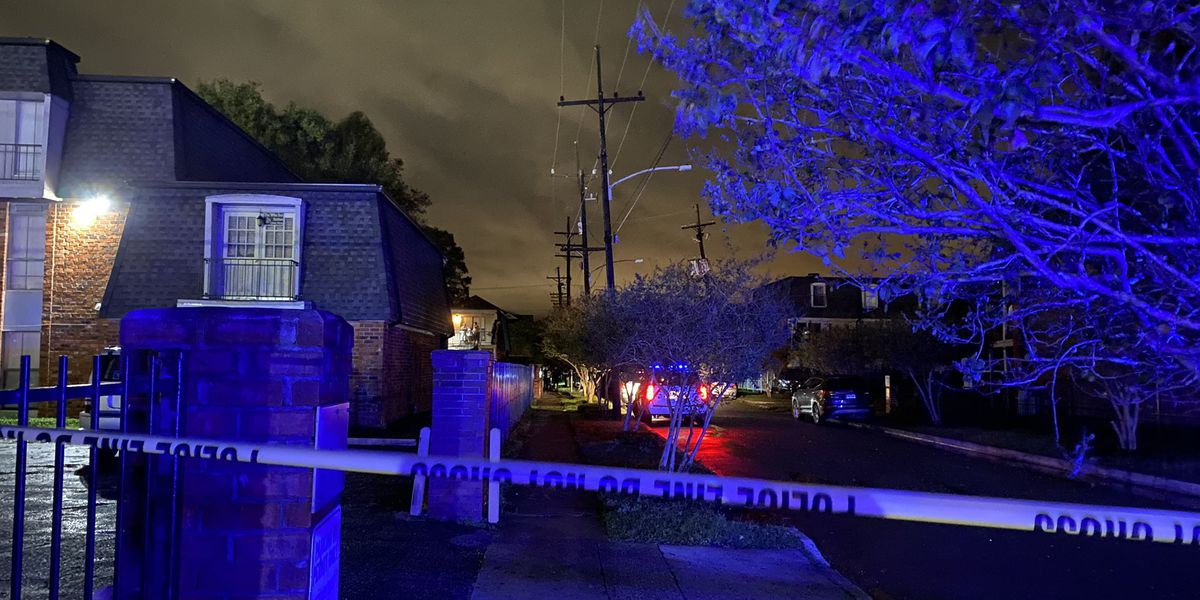 First death of Hurricane Zeta reported in New Orleans