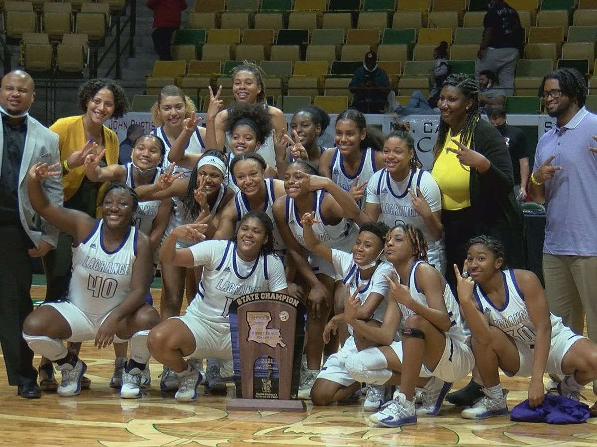 LaGrange Lady Gators repeat as Class 4A State Champions