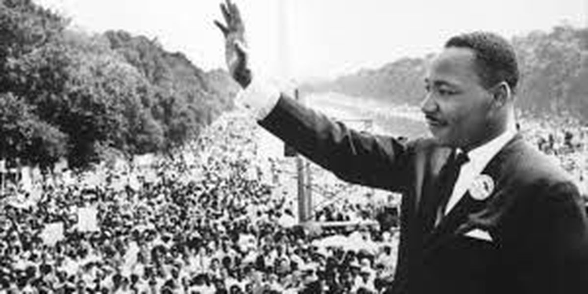 CONSIDER THIS: MLK Day