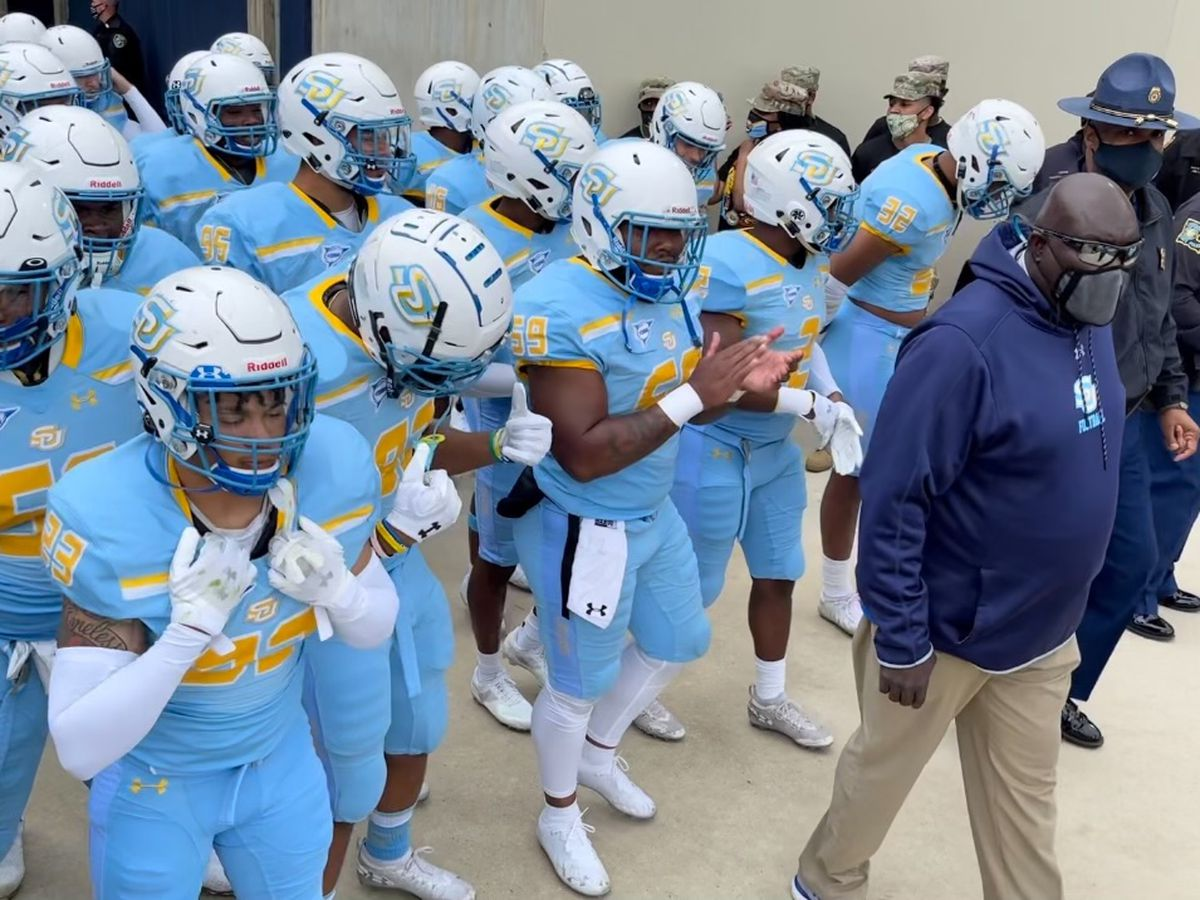 Jags roll to 49-7 win in 47th annual Bayou Classic
