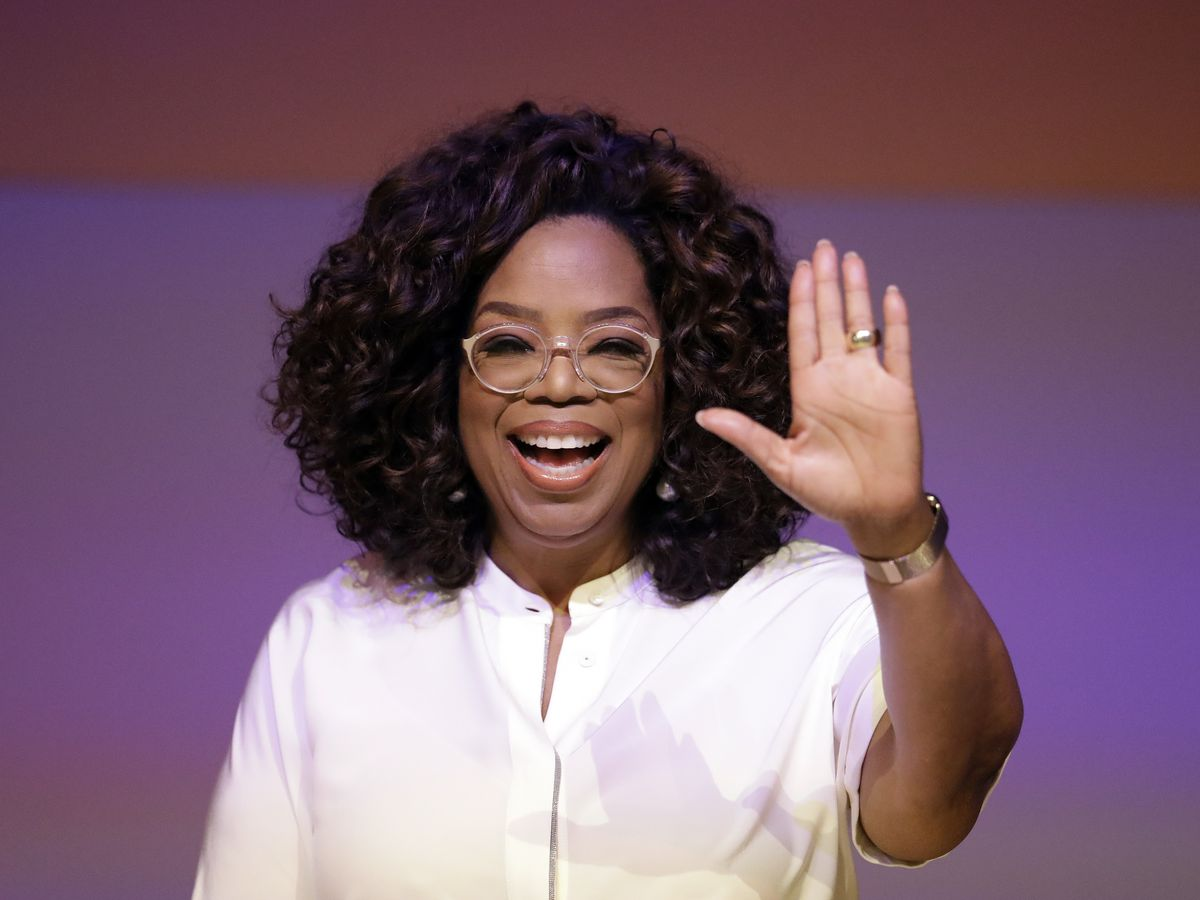 Oprah Winfrey praises Toni Morrison at Manhattan dinner gala