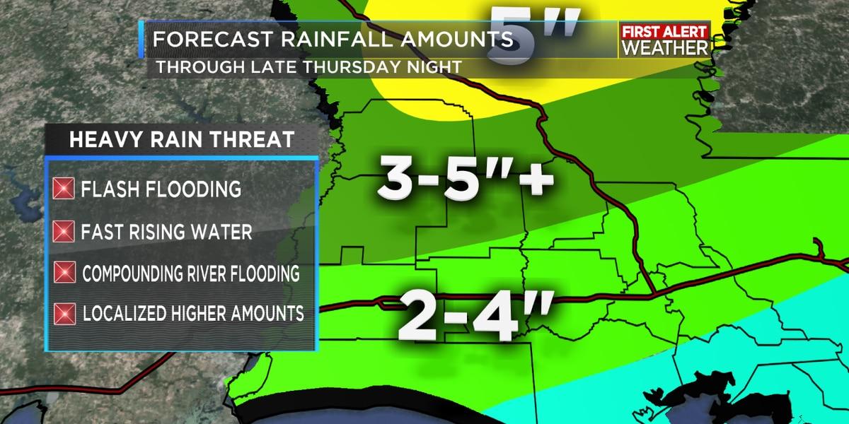 Chris Johnson's Forecast | Turning cooler with more rain chances ahead
