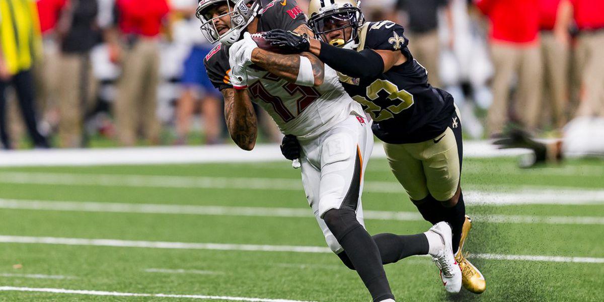 Deuce McAllister sees challenge for Saints at Tampa Bay