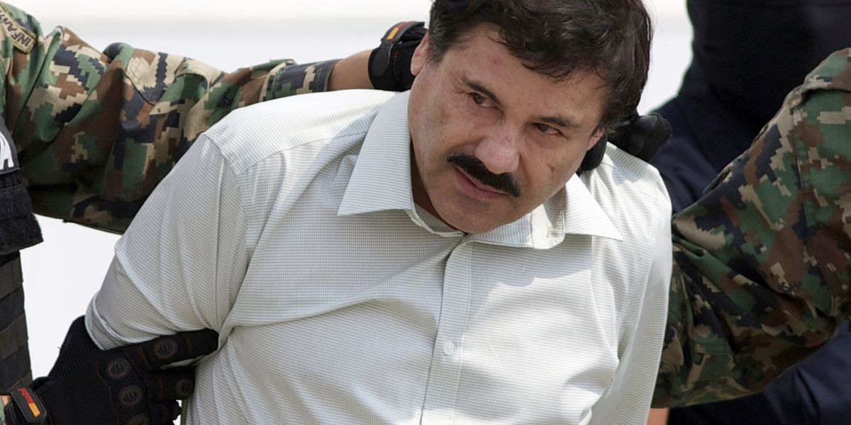 Mexican drug lord 'El Chapo' faces sentencing in US case