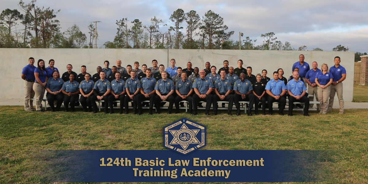 37 officers graduate from 124th Basic Academy