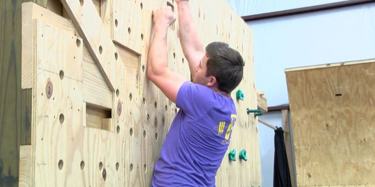 Local man competes at American Ninja Warrior course