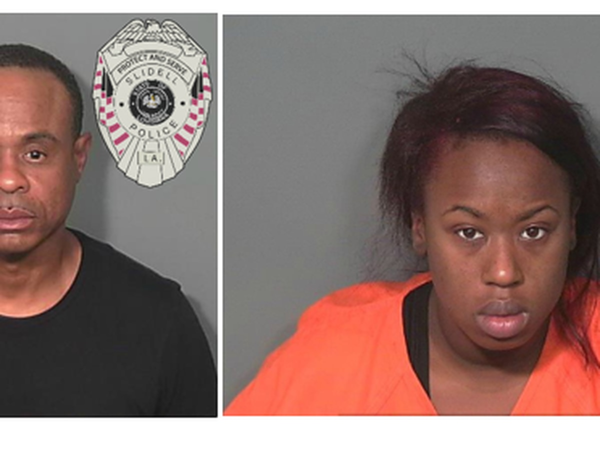 Two adults arrested after 5-year-old arrives at Slidell school with cocaine