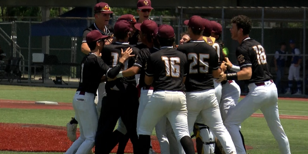 Grand Lake baseball blanks LaSalle to reach Class 1A title game