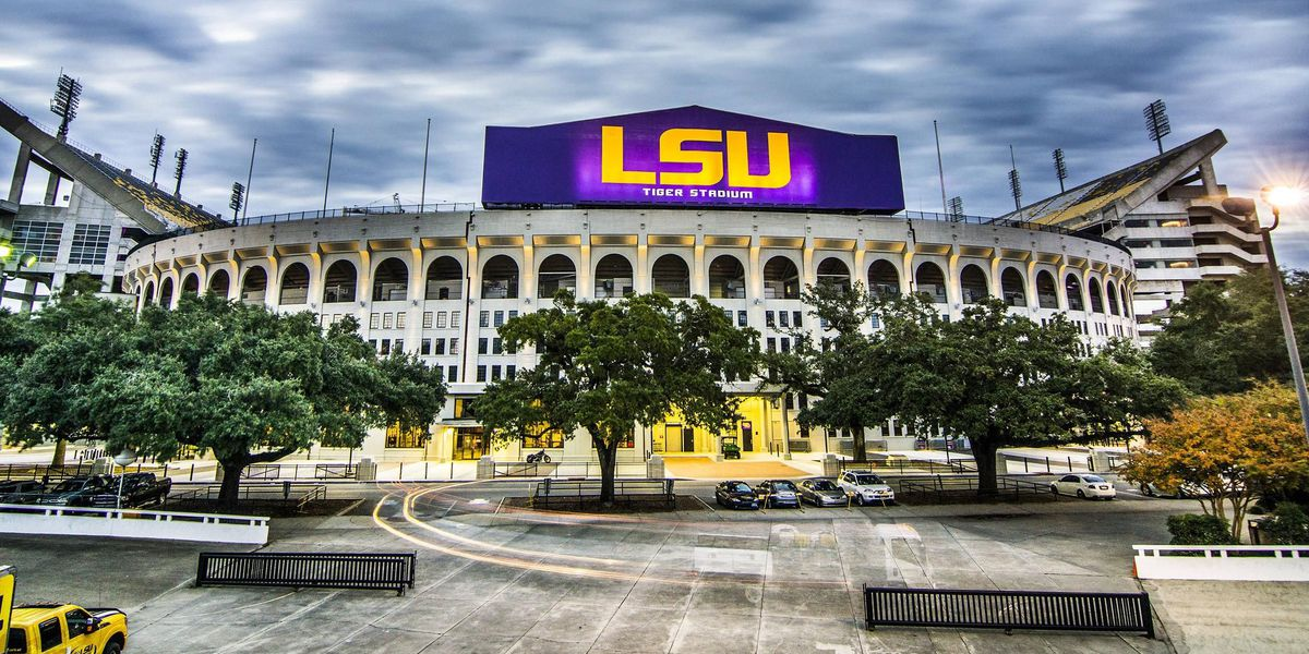 Four people hit by vehicle near Tiger Stadium