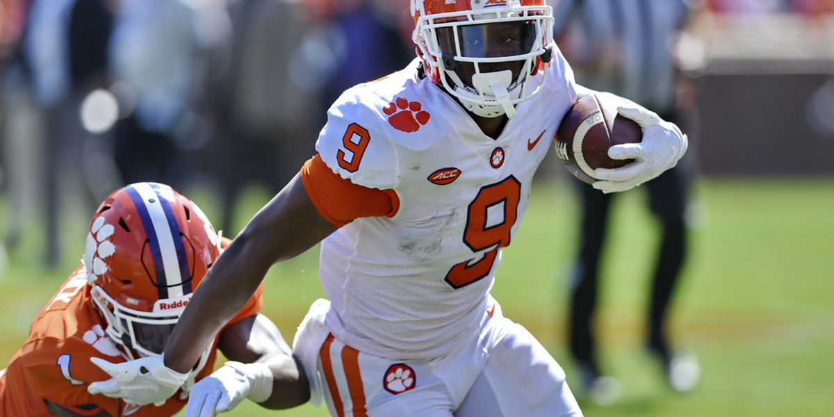 Jennings native Travis Etienne named to AP preseason All-America team