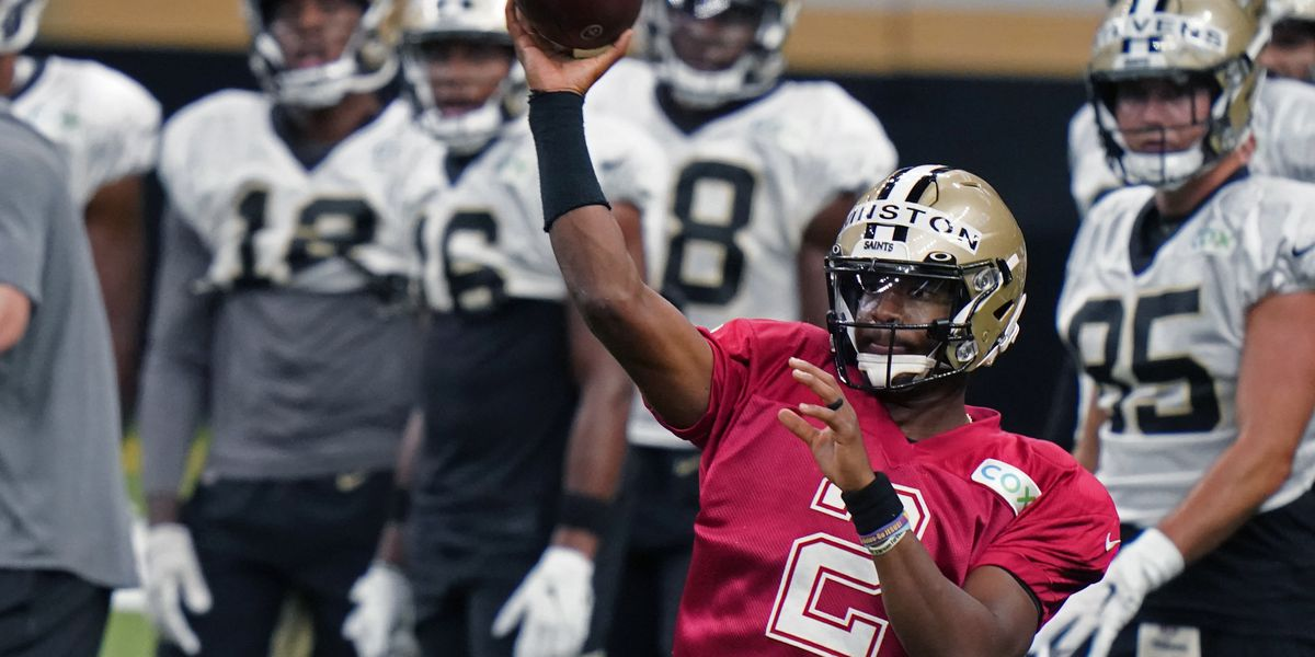 Jameis Winston agrees to a 1-year deal with the Saints