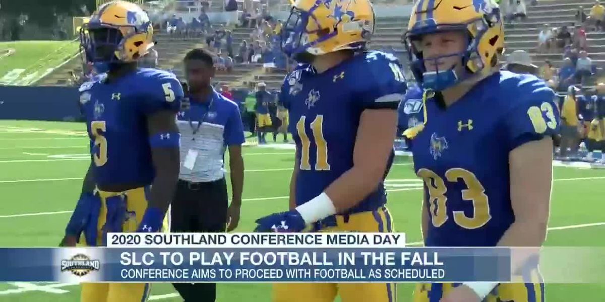 Southland plans to 'proceed with 2020 football season as scheduled'