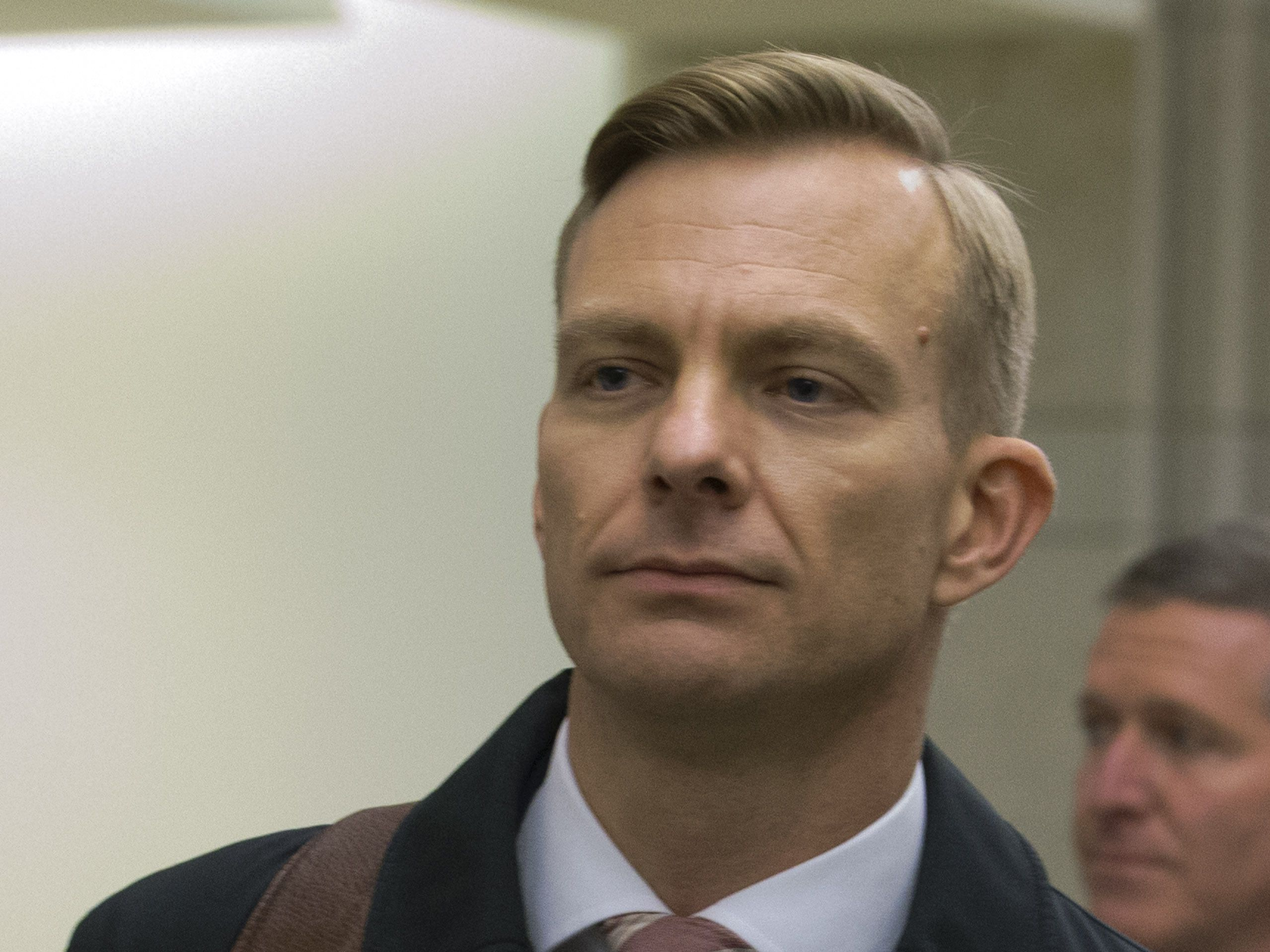 Diplomat says of Trump Ukraine call: 'I remember it vividly'