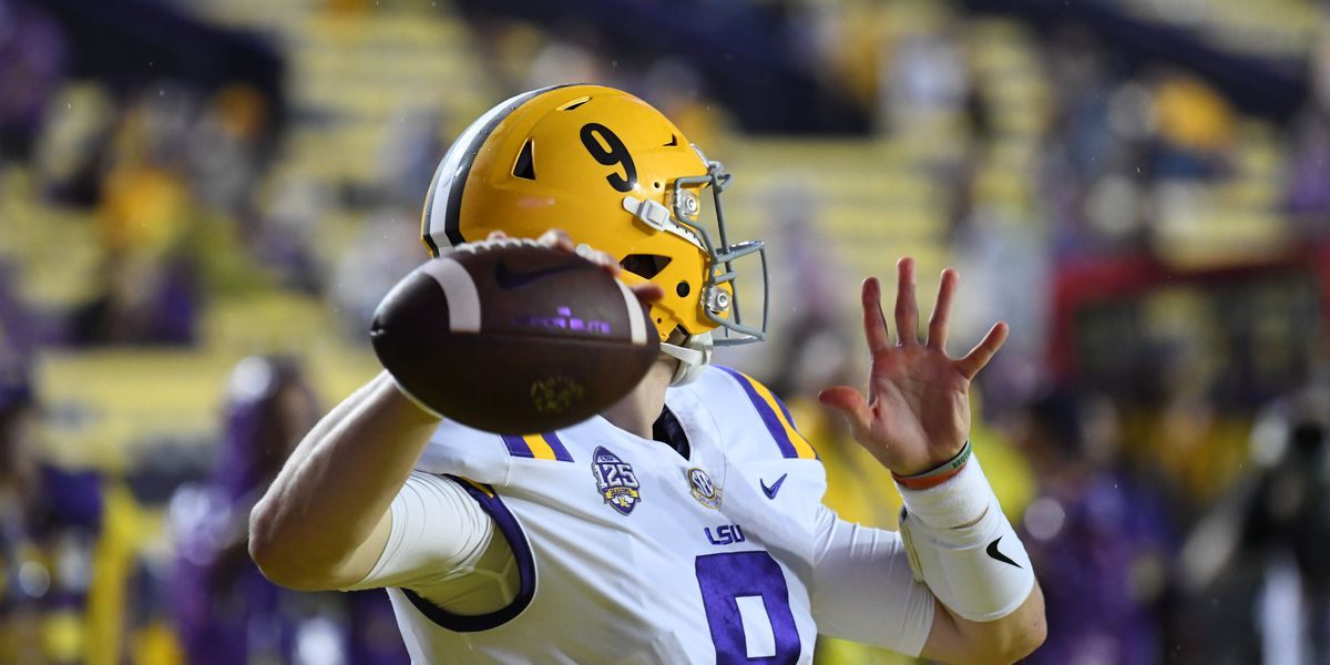 No. 5 LSU sees offense come to life in 45-16 win over Ole Miss