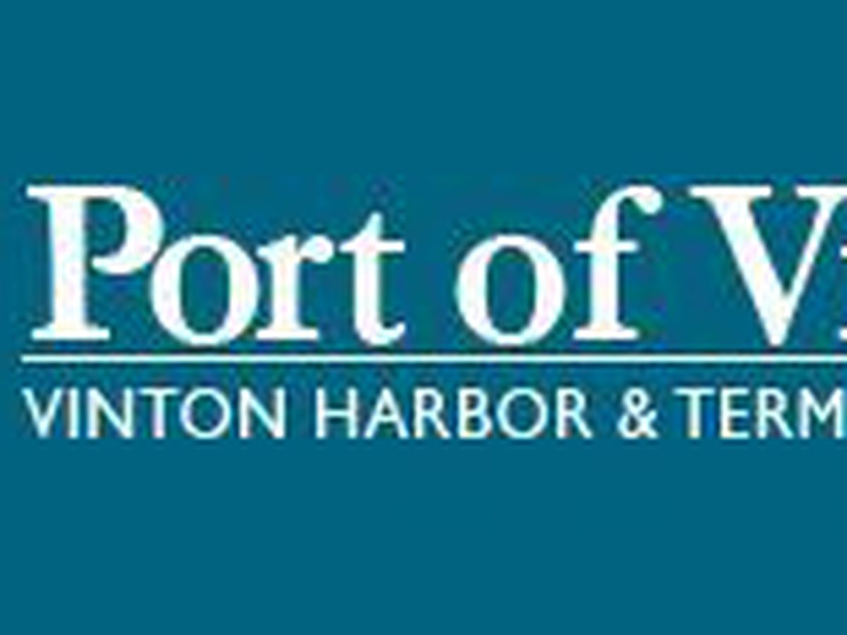 Dredging project complete at the Port of Vinton