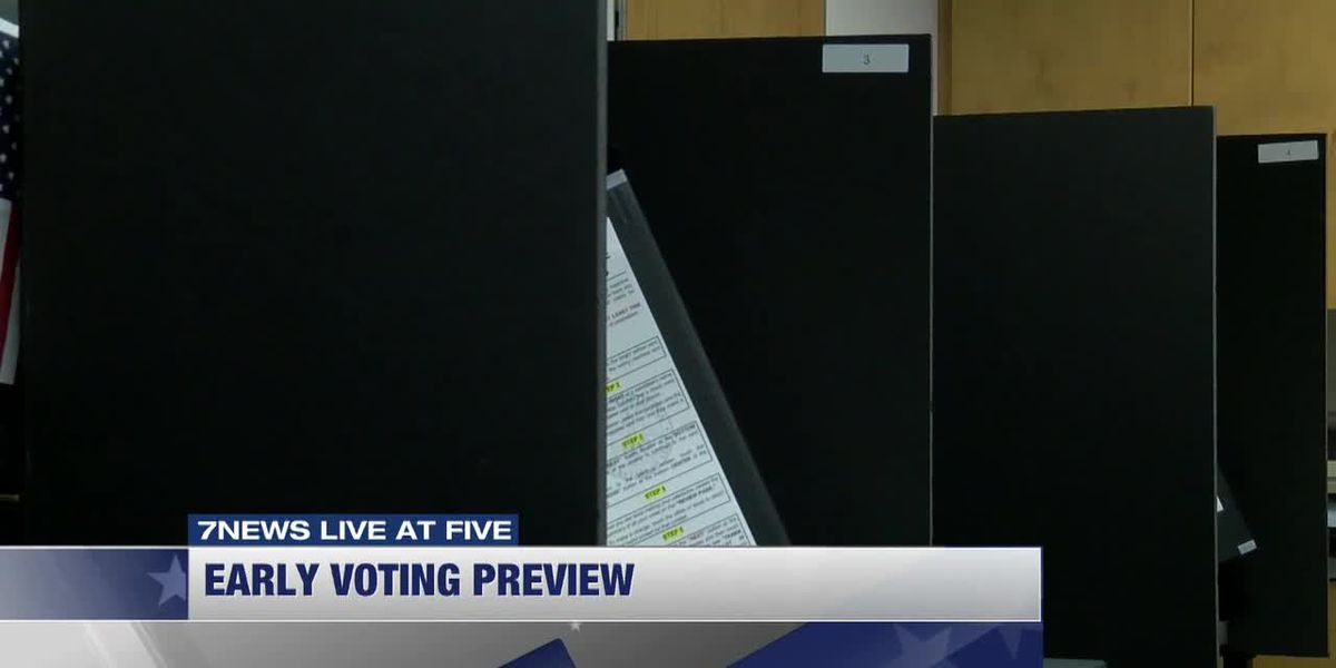Calcasieu Parish early voting begins Saturday