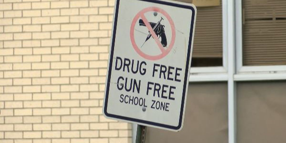Proposal made to end gun-free zones at Louisiana schools