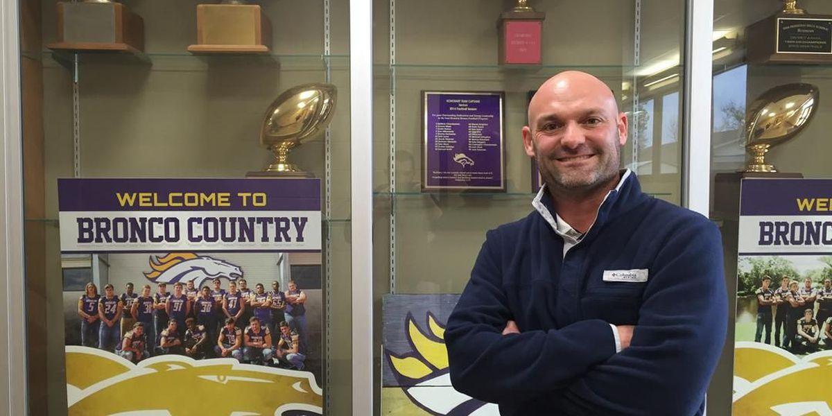 Sam Houston hires Chad Paulk as head football coach