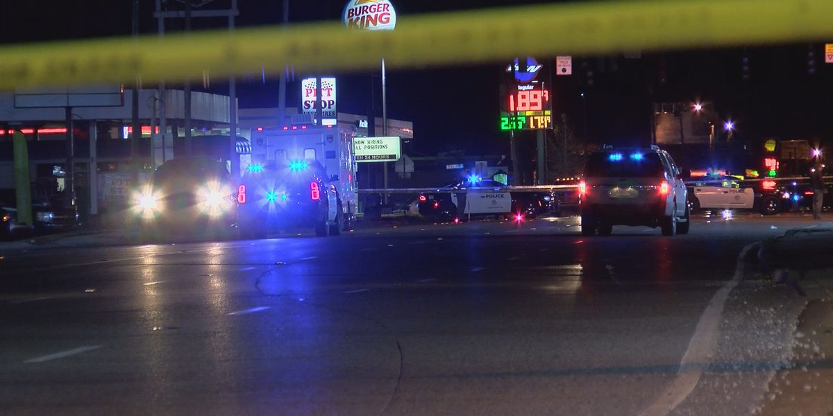 VIDEO: Mayor, police chief make statement on fatal officer-involved shooting