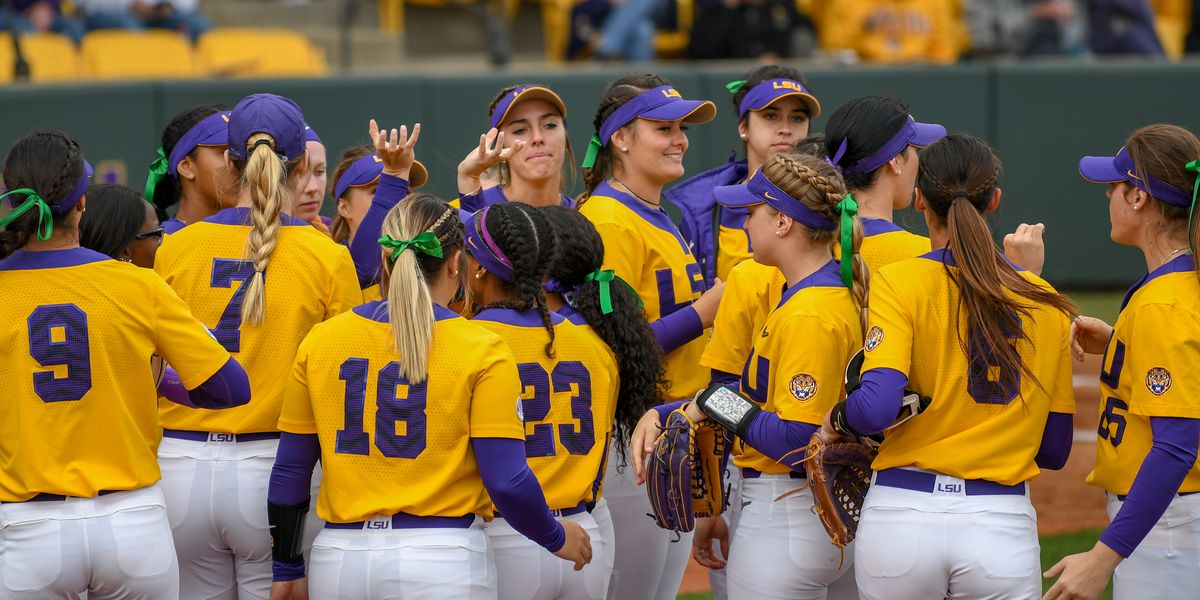 LSU softball hosts McNeese State