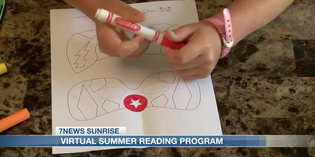 Calcasieu Public Library offering virtual summer programs