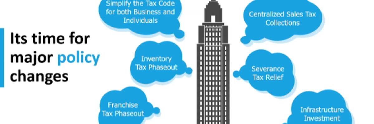 LABI president says tax reform a major focus of upcoming legislative session