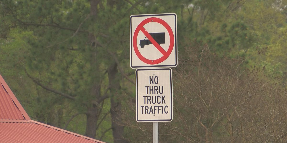 Sulphur City Council passes new ordinance to deter commercial truck traffic
