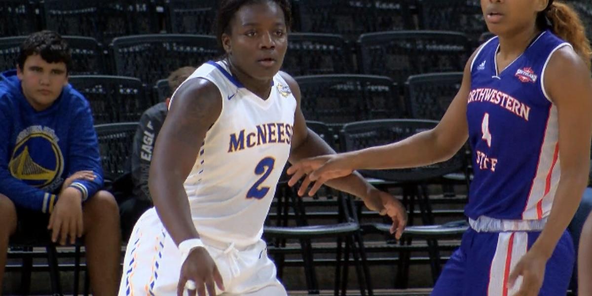 Jones, Rogers Lead McNeese In 72-67 Win over Northwestern State