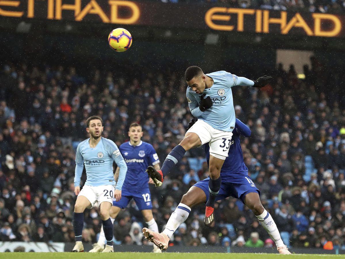Man City back on top of EPL; Eriksen saves Spurs