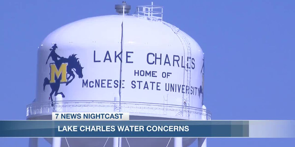 Lake Charles Water Division addresses billing concerns
